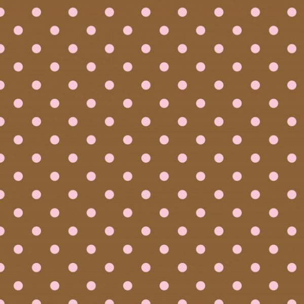 pink-dots-on-chocolate